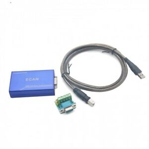 Ecan Pc Usb Can Bus Tool Analyzer Module Compatibel With Pcan Usb Linux