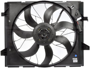 New Engine Radiator Cooling Fan Assembly With Controller Dorman 621 134