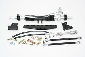 84513 Mustang Steeroids With No Column And Power Rack Pinion 64 1 2 66
