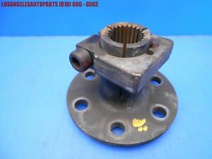 86 95 Porsche 928 Auto Transmission Flywheel To Driveshaft Coupling Lock Oem