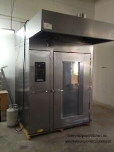 Hobart Model Hba2g Double Rack Gas Bakery Bread Oven
