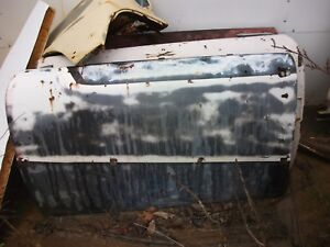 1956 1955 Mercury Montclair Hard Top Convertible L Door