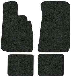 1966 1976 Bmw 2002 Floor Mats 4pc Bmw Material