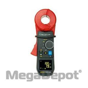 Aemc 2141 01 6416 Clamp on Ground Resistance Tester