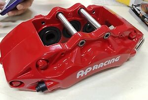 New Ap Racing 6 Pistons Forged Brake Calipers Cp9040 With Ferodo Pads Free Ship