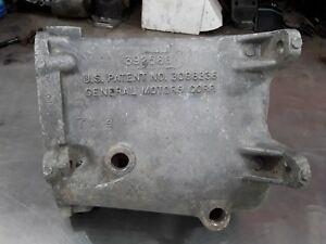 1970 Muncie 4 Speed Transmission Housing Case 3925661 P0t19c Chevelle M22