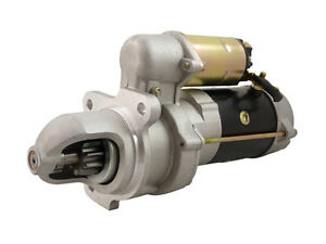 Oliver Gear Reduction Starter For 880 1650 1655 1750 1755 1850 1855 1955 Tractor