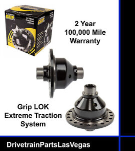 Powertrax Grip Lok Full Locker Dana 44 30 Spline 07 18 Jeep Wrangler Jk New