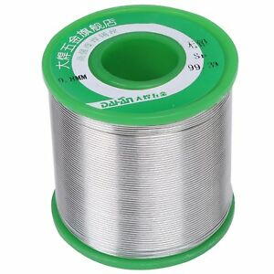 Dahan Lead Free Solder Wire 1lb Sn99 3 Cu0 7 With Rosin Core For Electrical Re
