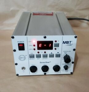 Pace Mbt Pps 85 Solder Station Tested And Working W Power Cord