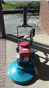 Eagle Floor Buffer Burnisher Tah021 Commercial Lp Propane 5 4 Hours Reduced