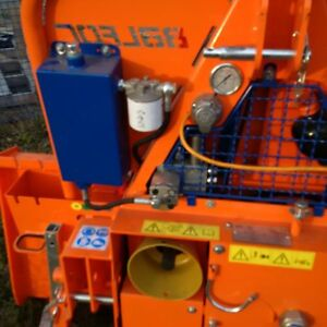Balfor Bf55h Remote Control Tractor Hydraulic Logging Forestry Winch 5 5 Ton