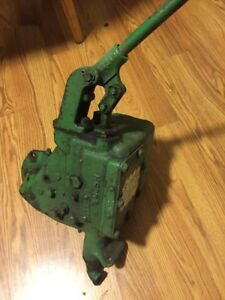 John Deere H Tractor Powerlift Assembly H820r H854r H827r 8484 Hydraulic