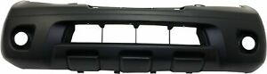 Front Bumper Cover For 2009 2016 Nissan Frontier Primed