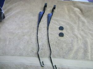 Porsche 944 Wiper Arms With Caps Late Car