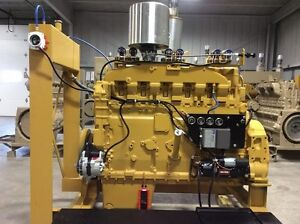 Natural Gas G3406 Engine Irrigation Impco Murphy Altronic 3406 Cat