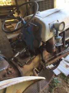 ford Tractor 8n Sherman Transmission