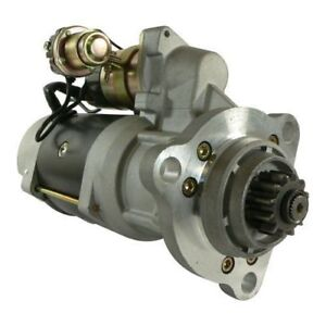 New Gear Reduction Starter Massey Ferguson Farm Tractor Mf2745 Mf2775 Mf280