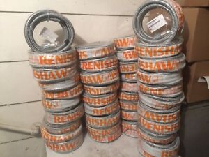 Lot Of 40 Renishaw Braided Stainless Conduit Kits 4m a 4114 4150 01 Ships Free