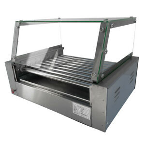 9 Tube Stainless Steel Durable Sausage Machine Commercial Kitchen Equipment