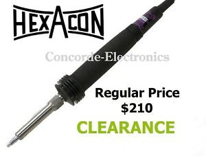 Hexacon Phenix ultra Variable temp Soldering Iron Phu 800 11 32 800 Special
