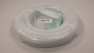 Wire Cable 16 Awg Std Tew 1x1000 Coil White 105 Degree 600volt