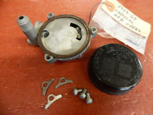 1961 1962 Cadillac Carter Carburetor Choke Thermostat Coil And Cover Nos