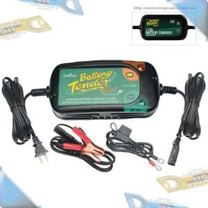 New Battery Tender 12 volt 1 25 amp Battery Charger Plus High Efficiency
