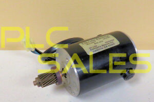 Lincoln Electric M 14907 24vdc Drive Motor For Wire Feeder