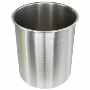 Bvv 3 Gallon Tall Stainless Steel Vacuum Chamber Pot Only Made In Usa