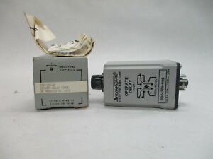 Time Mark Signaline 330 12v 60s Operate Delay Timer Relay 330 12 60