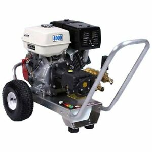 Pressure Washer 4000 Psi 4 Gpm General Pump Ez4040 Honda Gx390 13 Hp Honda