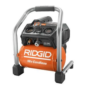 Ridgid Zrr0230 1 Gal Hand Carry Air Compressor Recon