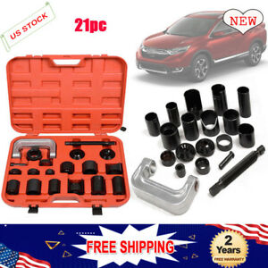 New 21x Truck Auto Car Master Ball Joint W C Frame Remover Installer Tool Set Us