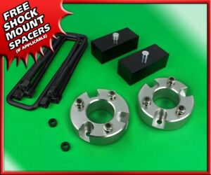 Fits 2005 2020 Nissan Frontier 2 Front 1 Rear Full Leveling Lift Kit 4x2 4x4