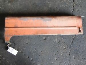 Allis chalmers D15 Tractor Right Hood Tag 721