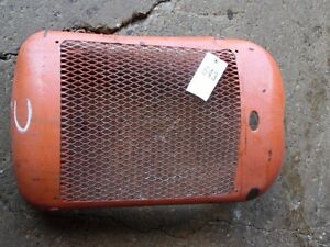 Allis chalmers C Tractor Front Grill Tag 643