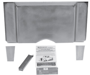 1940 1941 1942 1943 1944 1945 1946 1947 Ford Pickup Firewall Front Floor