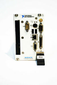 usa National Instruments Ni Pxi 8175 Controller Real time 9 0