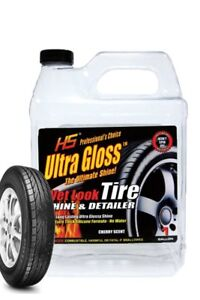 Tire Shine And Detailing With Cherry Scent 1 Gallon