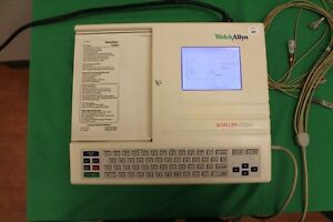 Welch Allyn Schiller At 2 Plus Ecg Ekg 10 Leads