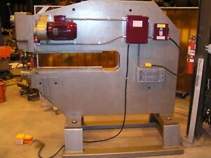 Pullmax P9 With 5 Hp Variable Speed Drive Built Buy C Cook Enterprises Mint