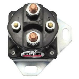 Tuff stuff Starter Solenoid 7312 Ford Style Top Post Remote Mount 12v