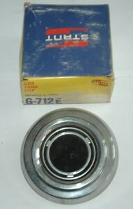 1971 76 Amc Gremlin Gas Cap G712e New Nors Chrome Black