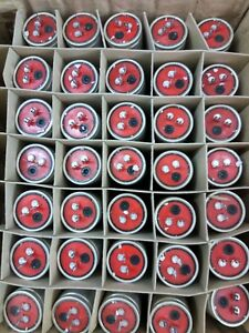 15000uf 25v Roe Ey Vintage 70 Germany Electrolytic Caps X30 Pieces