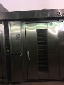 Revent Sm22 Double Rack Oven Gas Fired