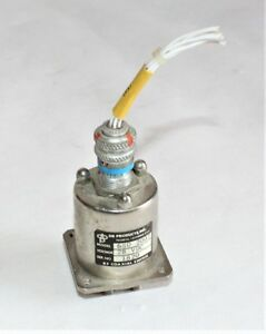 Db Products Rf Coaxial Switch Model 6s0 2002 Voltage 28 Vdc