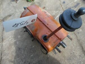 Allis chalmers B Tractor 3 Speed Complete Transmission Tag 4516