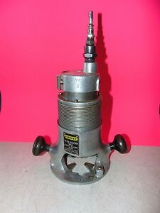 Stanley Ga 316 Industrial Pneumatic Air Wood Router 1 2 1 4 Collet