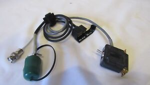 Motorola Ntn4815b Two way Ham Cb Radio Field Service Connector